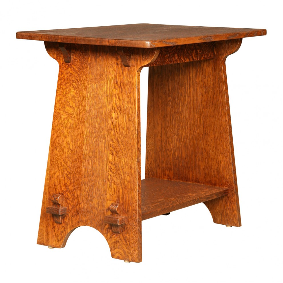 Bungalow Lamp Table
