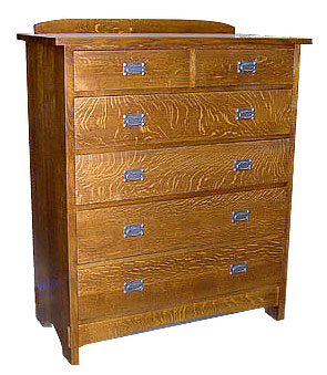 Small Bungalow Chest
