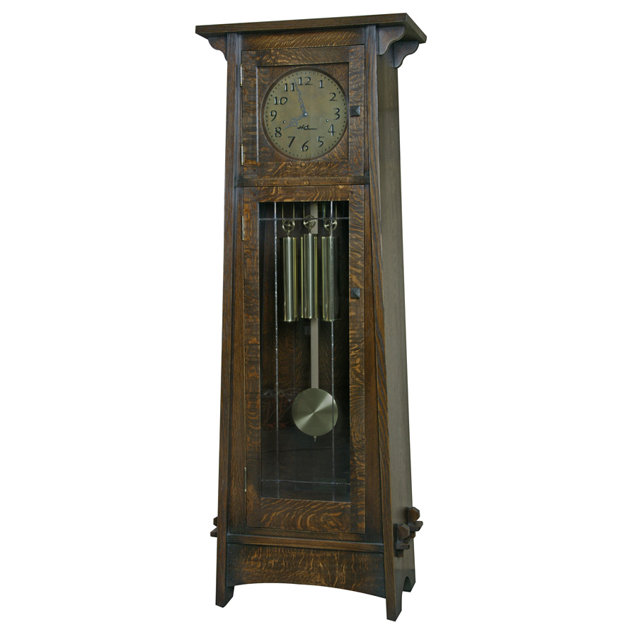 Bungalow Clock