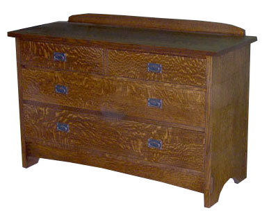 Small Bungalow Dresser