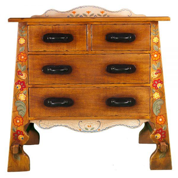 A-Frame Dresser Smokey Maple